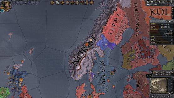 Sweden start
