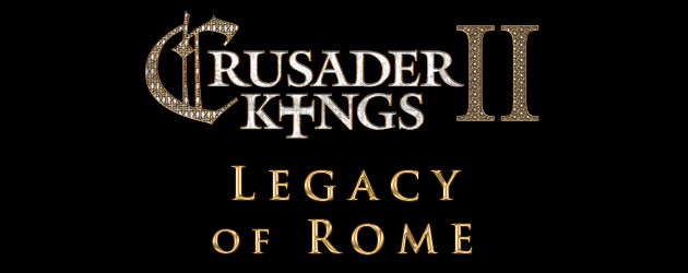 File:Crusader Kings II Legacy of Rome Logo.jpg