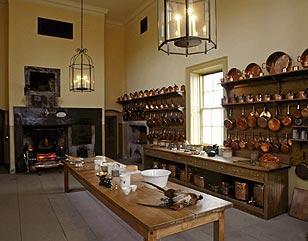 Not-a-palace kitchens