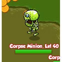 Corpse minion