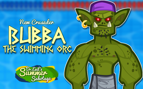DESSIntroducingBubbatheSwimmingOrc