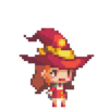 Red Witch Dorothy