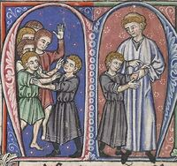 Baldwin IV and William of Tyre
