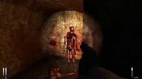 Cry Of Fear Nightmare Sequence 4 - The Corridoor