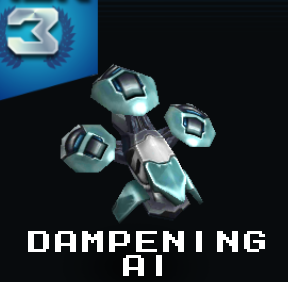 Dampening AI