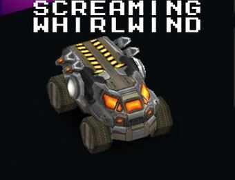 Screaming Whirlwind
