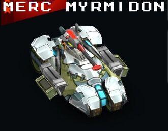 Merc Myrmidon