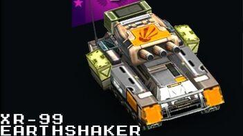 XR-99 Earthshaker