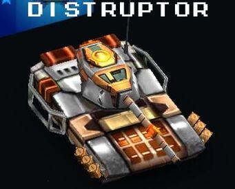 Distruptor