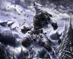 Werewolf-warrior