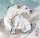 White Bear china