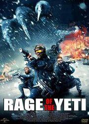 Rage of the Yeti dvd