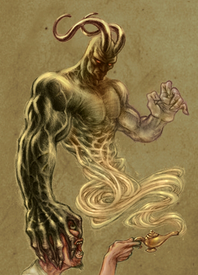 List of Jinn Types | Cryptid Wiki | FANDOM powered by Wikia
