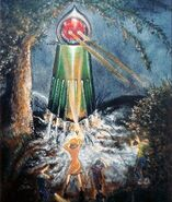 Flatwoods Monster Front Cover (B)