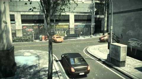 Crysis 2 Map Focus - Downed Bird