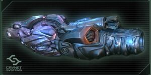 Crysis3 pinch rifle