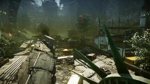 Crysis 2 chasm