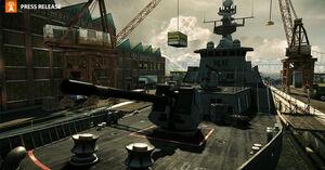 News release shipyard