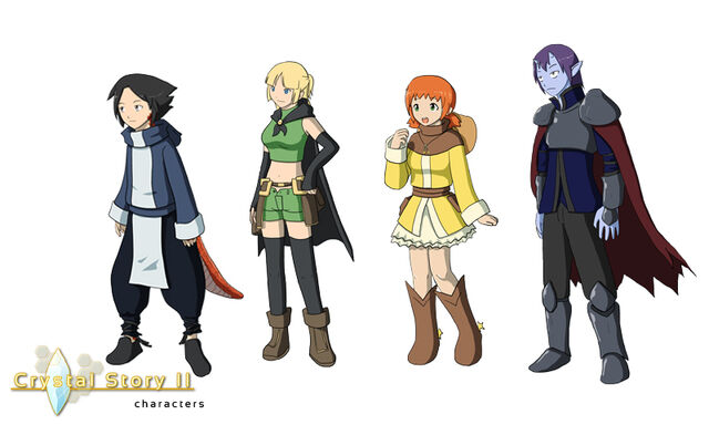 File:Early Concept Art Characters.jpg