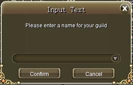 Naming guild