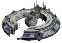 Lucrehulk-class battleship
