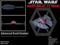 Advanced Droid Bomber