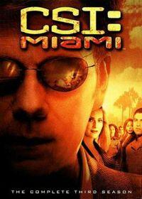 CSI Miami Season Three