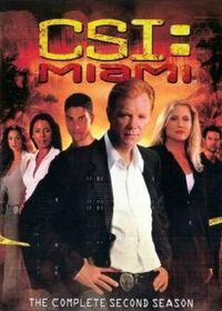 CSI Miami Season Two