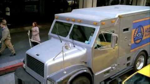CSI New York - Lindsay & Danny Baby Talk