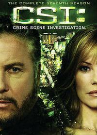 CSI Crime Scene Investigation, Season 7