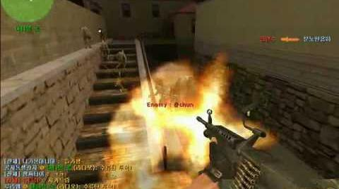 Counter Strike Online - Zombie Original Gameplay