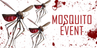 Singapore malaysia mosquito poster