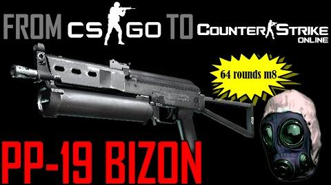 CSO PP-Bizon Review! (From Global Offensive)