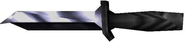 Knife seal worldmodel
