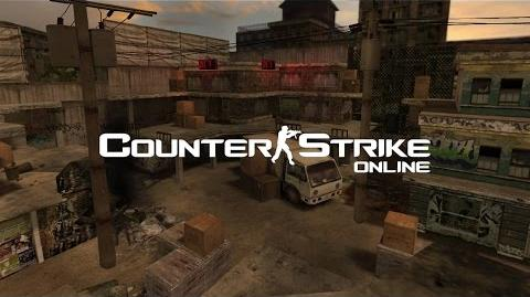 Counter-Strike Online Hidden Mode - Hidden City Gameplay