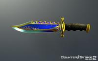 Huntknife cobalt
