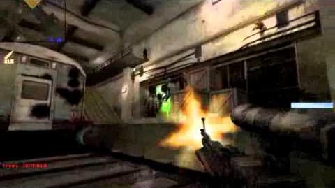Counter Strike Online China M60E4 Maverick Trailer