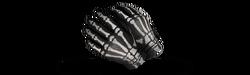 Glove skeleton b