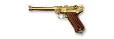 Gold Luger