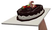 Cake3 pullpin