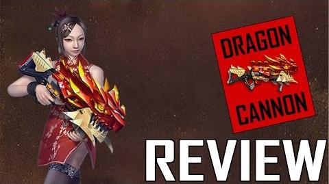 Red Dragon Cannon Review - Counter-Strike Online