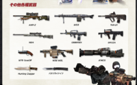 Allforplayer japan classic weapons resale poster