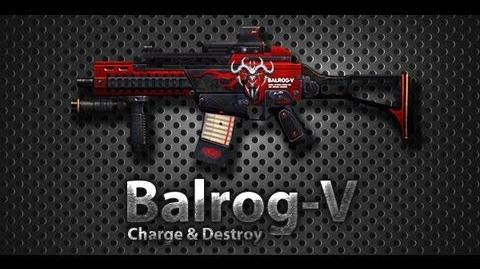 Balrog-V and Poisoning map review Big Head Event (Counter Strike Online Indonesia)