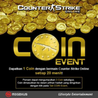 Lucky coin indonesiaposter