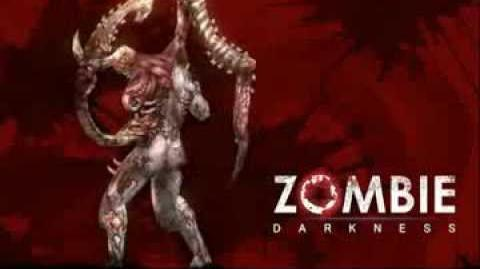 Zombie 4 Darkness model view