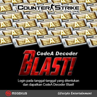 CodeA Decoder Blast idnposter
