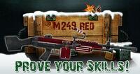 M249red promo