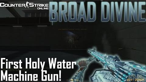 CSO BROAD DIVINE Review (Holy Machine Gun)