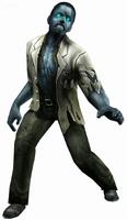 Psycho zombie enhanced host