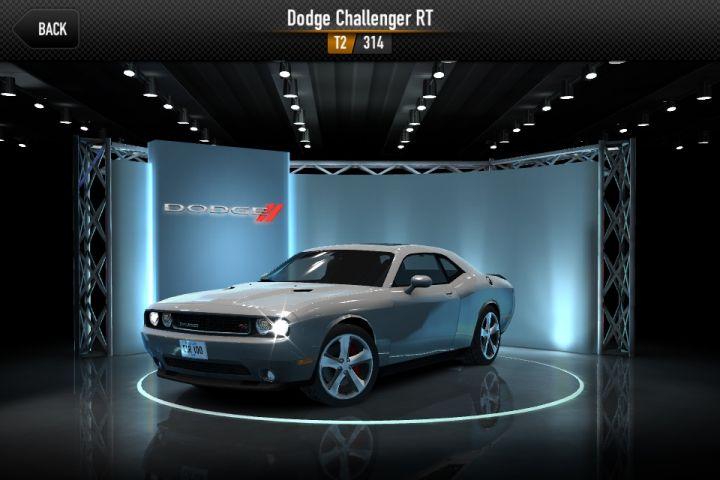 Dodge Challenger RT CSR Racing